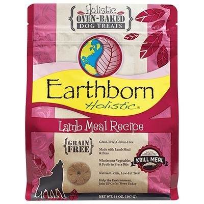 Earthborn Earthborn Lamb GF Biscuits 2lb