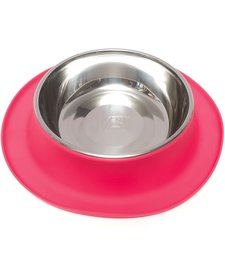 Messy Mutts Single Bowl XL Red