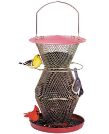Sweet Corn 3 Tier Wild Bird Feeder