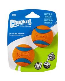 Chuck-It Small Ultra Ball 2ct