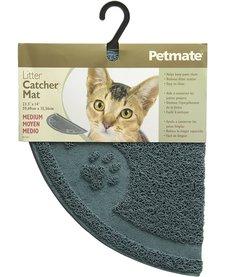 Petmate Wedge Circle Litter Catcher Mat