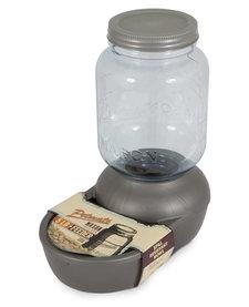 Petmate Mason Jar Feeder 5 LB