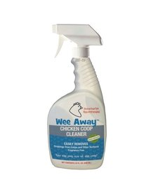Wee Away Chicken Coop Cleaner 32 oz