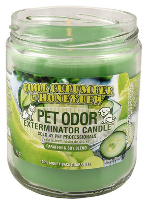 Specialty Pet Cool Cucumber & Honeydew Candle