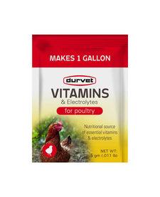 Durvet Vitamins & Electrolytes 5 gm