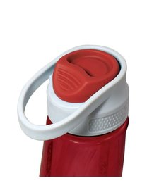 Kurgo Gourd Water Bottle Red