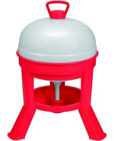 Plastic Dome Waterer 5 Gal