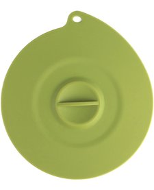 Dexas Silicone Suction Lid Green