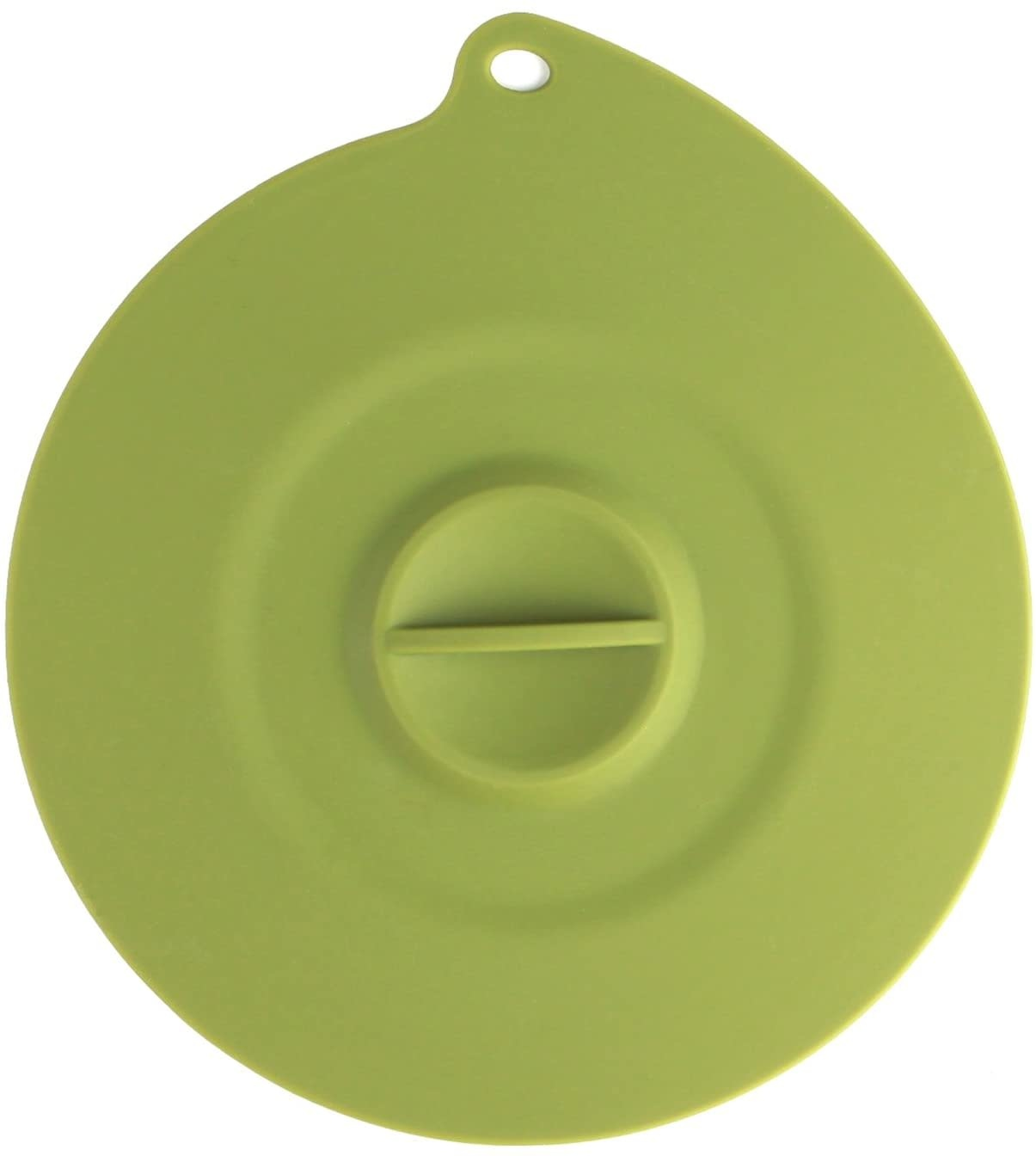 Dexas Dexas Silicone Suction Lid Green