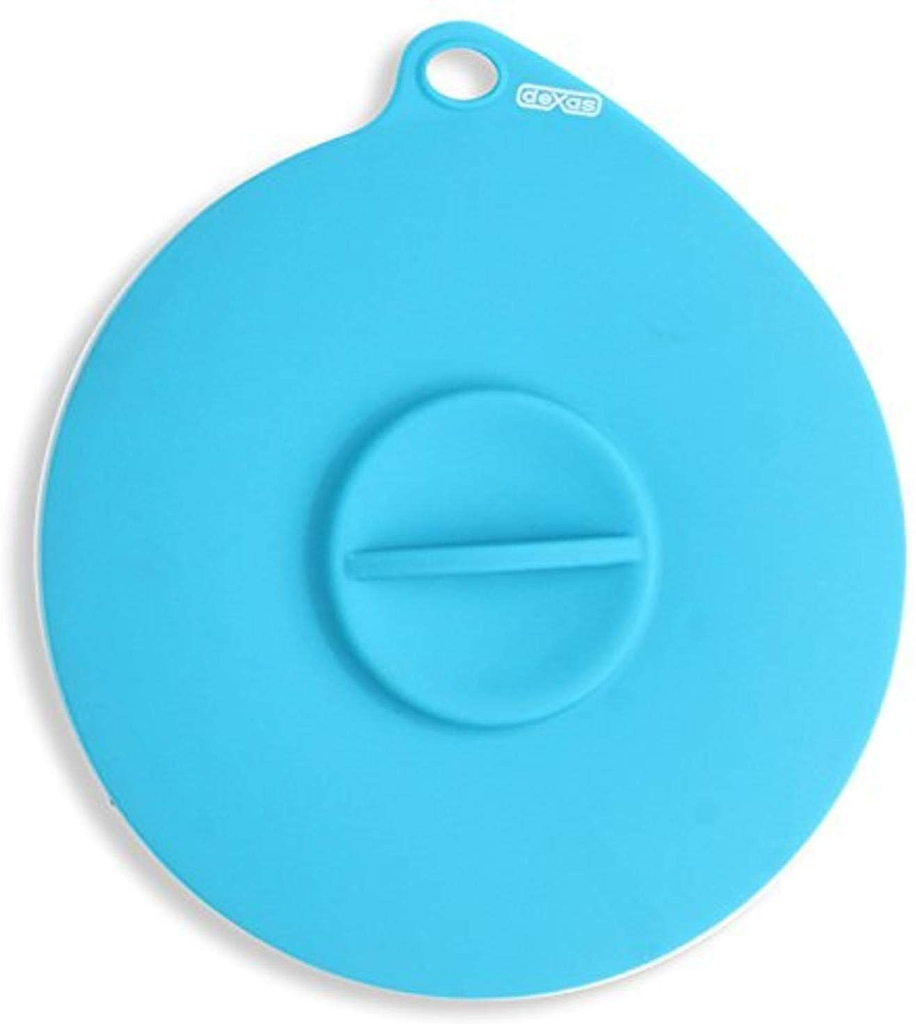 Dexas Dexas Silicone Suction Lid Blue