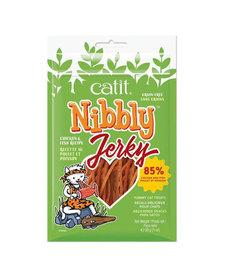 Catit Jerky Chicken & Fish 1 oz
