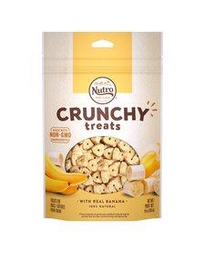 Nutro Crunchy Banana Treats 10 oz