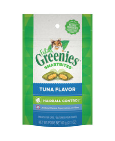 Feline Greenies Smartbites Tuna 2.1 oz