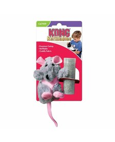 Kong Cat Toy Refillable Cat Toynip Toy Rat