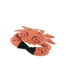 Happy Tails Critter Crab
