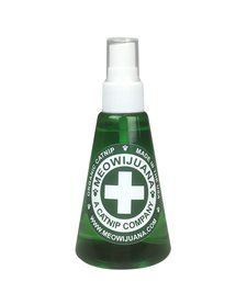 Meowijuana Cat Catnip Spray 3 oz