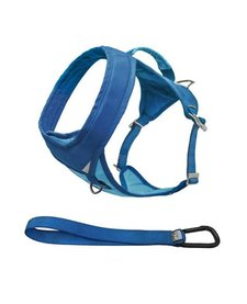 Kurgo Go Tech Harness Blue MD