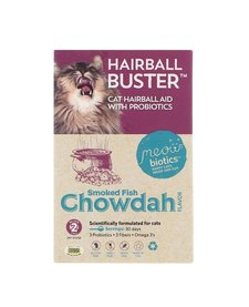 Meowbiotics Hairball Buster Powder .5 oz