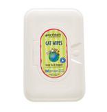 Earthbath Green Tea Cat Wipes 100 ct