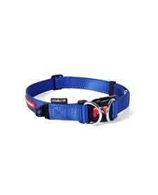 EzyDog DoubleUp Collar Blue SM