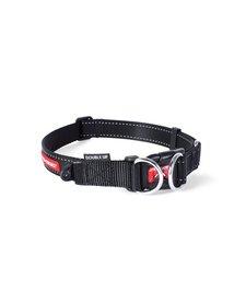 EzyDog DoubleUp Collar Black SM