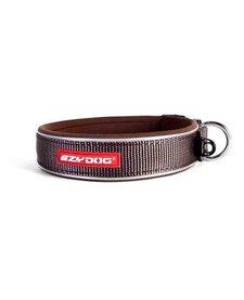 EzyDog Neoprene Collar Brown XL