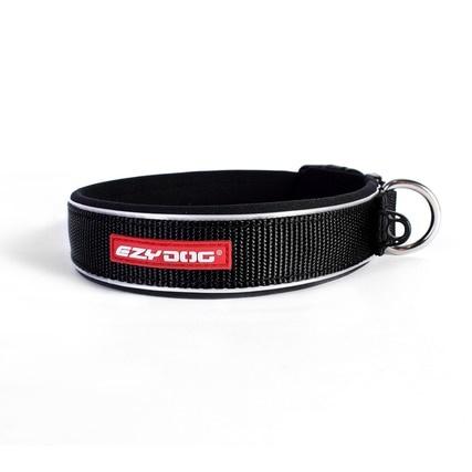 EzyDog EzyDog Neoprene Collar Black XS