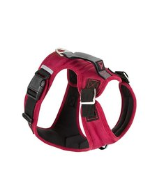 Gooby Pioneer Harness Red SM