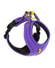 Gooby Lite Gear Harness Purple SM