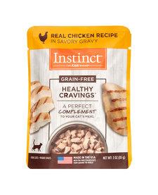 Instinct Cat Healthy Cravings Chicken 3 oz