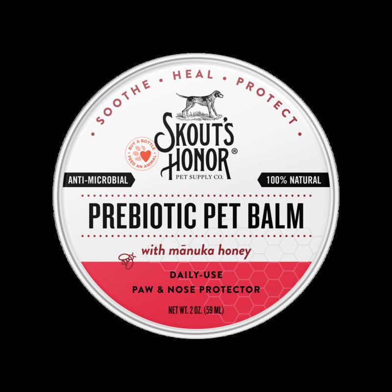 Skout's Honor Skout's Honor Prebiotic Paw Balm 2 oz