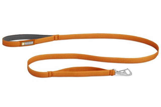 Ruffwear Ruffwear Front Range Leash Orange Poppy
