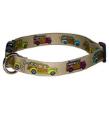 Yellow Dog Design Yellow Dog - Cat Collar - Woodies