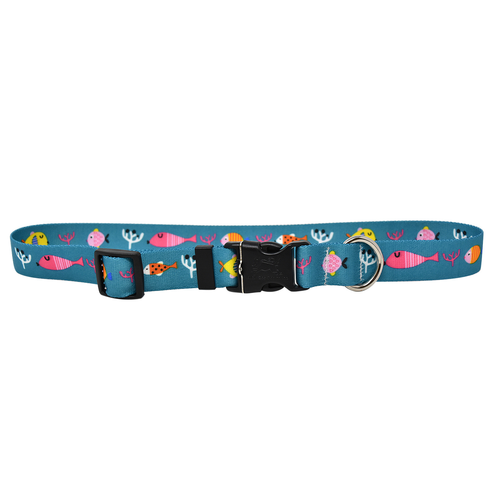 Yellow Dog Design Yellow Dog - Cat Collar - Ocean Friends