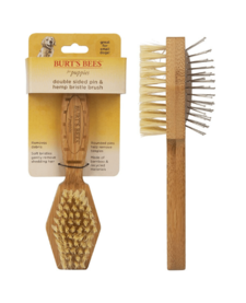Burt's Bees Double Side Puppy Brush