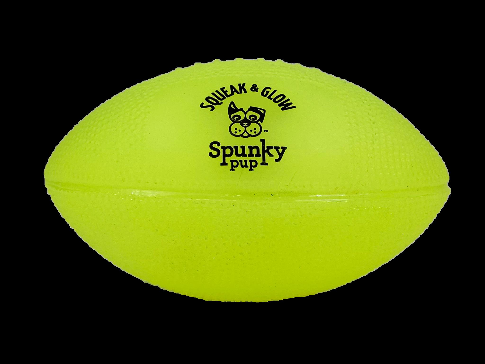 Spunky Pup Football