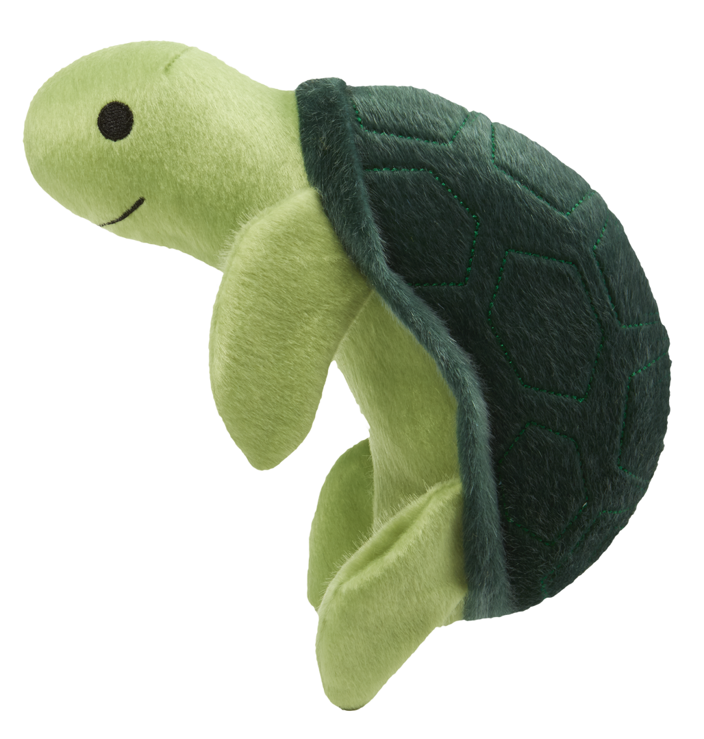 Spunky Pup Sea Plush Turtle
