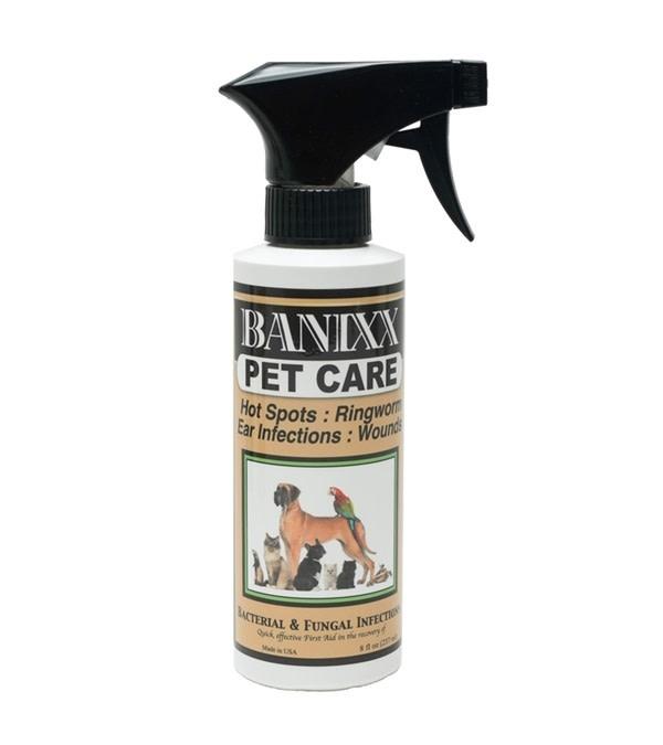 Banixx Pet Care Wound 8 oz