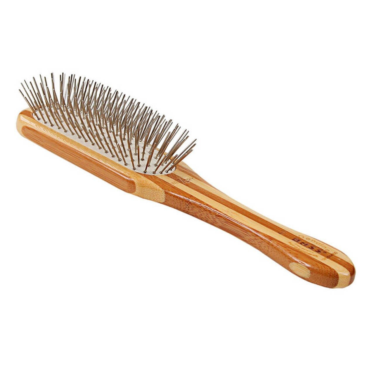 Bass Brushes Bass All Wire Pet Groomer Rectangle Size Med