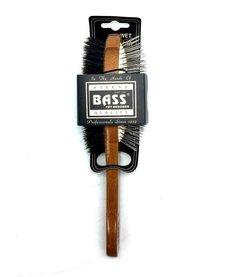 Bass Double Sided 100% Boar Bristle / Wire Pin