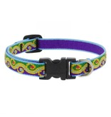"Lupine Lupine Dog Collar Party Time 8""- 12"""