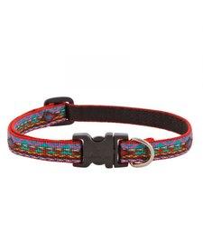"Lupine Dog Collar El Paso 8""- 12"""