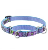 Lupine Lupine Martingale Purple Pansies 14-20""