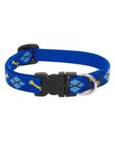 "Lupine Dapper Dog Collar 13""-22"""