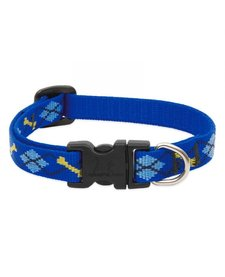 "Lupine Dapper Dog Collar 9""-14"""