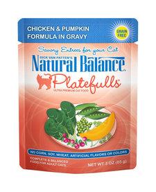 Nat Bal Platefulls Chicken & Pumpkin 3 oz