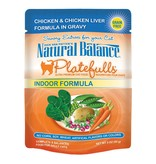 Natural Balance Nat Bal Platefulls Chicken & Chicken Liver 3 oz