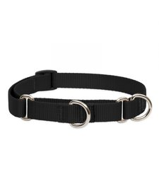 Lupine Black Martingale 15-22in
