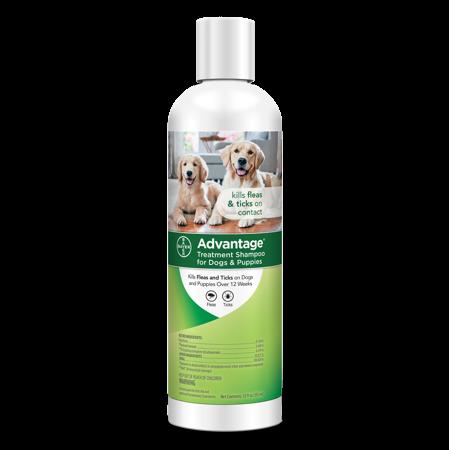 Advantage (Bayer) Advantage Dog Shampoo 12oz