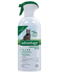 Advantage Cat Spray 8oz